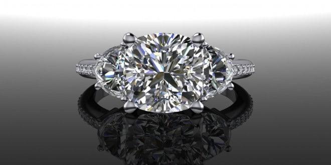 Better Than Diamond >> Moissanite Is Better Than A Diamond