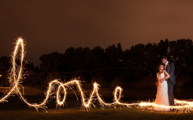 Sparklers For Weddings Make Your Special Day Even More