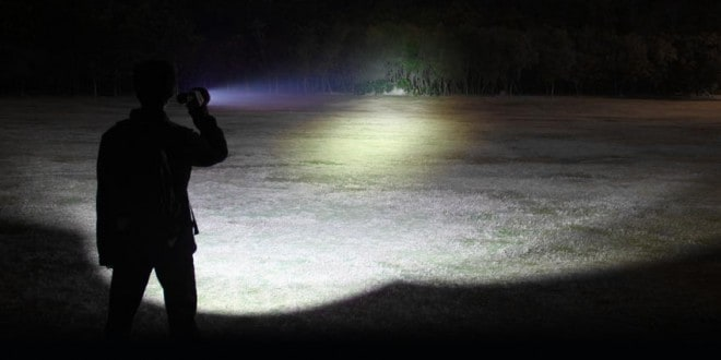 Stay Safe – Invest In A Tactical Flashlight