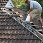 Roof repairs with professionals