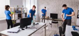 Commercial Cleaning: Learn Why It Is Essential For Your Workplace
