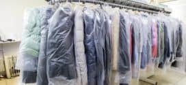 What Happens To Your Clothes at the Dry Cleaners?