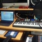 apartment music studio