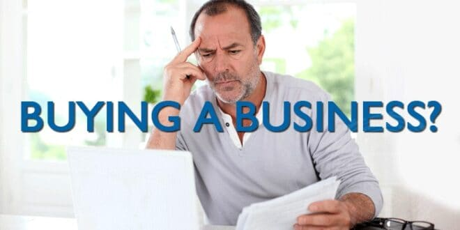 3 Benefits Of Buying An Existing Business