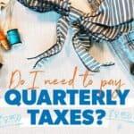 quarterly taxes