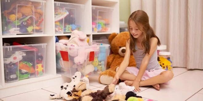 Tools To Help Your Children Stay Organized